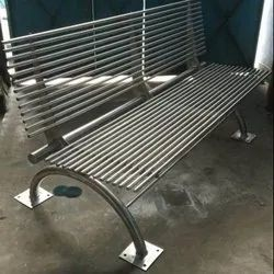 SS Waiting Chair 3 seater