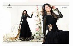Designer Black Mugdha Gown