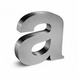 English Steel Letter
