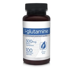 L Glutamine Capsule