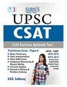 Upsc Csat Books
