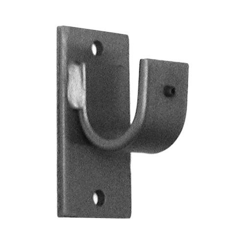 Grey Stainless Steel Curtain Rod Bracket, Rs 35 /piece