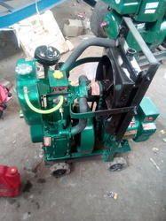 Bharat Single Phase Diesel Generator Set, Power: 3 kVA