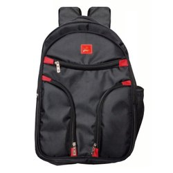 Promotional Black Backpack