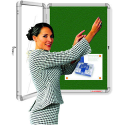 Alkosign Cover Notice Boards