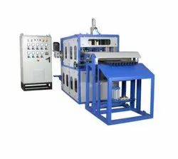 Automatic Blister Vacuum Forming Machine inline