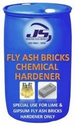 Fly Ash Bricks Chemical Hardener