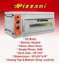 Stone Electric Deck Oven