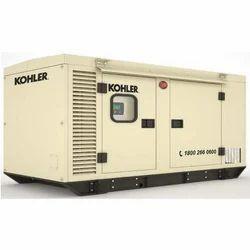 Semi Automatic Three Phase Silent Diesel Generator, Voltage 220 - 440 V