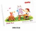 Oddy My Sketch Book (Drawing Book)