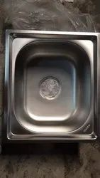 Electroplating Finish Stainless Steel Kitchen Sink