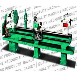 Heavy Duty Model A Lathe Machine