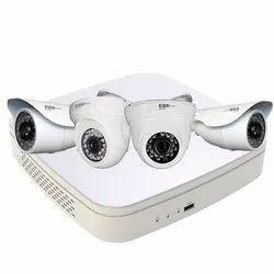 CP Plus CCTV Camera 4 Camera 4 Channel DVR