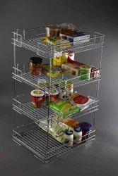 4 Shelf Pullout/ Organizer
