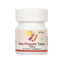 Propolis Tablet 500 mg (Pack of 30 Tablets )