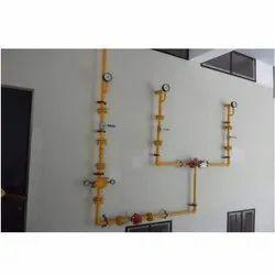 Apartment LPG Pipeline Installation Service