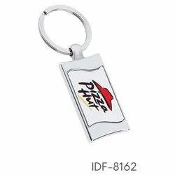 Pizza Hut Metal Key Chain