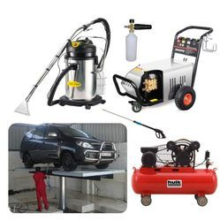 Stainless Steel Service Station Equipments