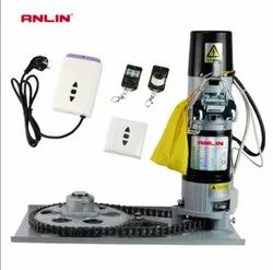 Anlin Rolling Shutter Motor with Electronic Limit