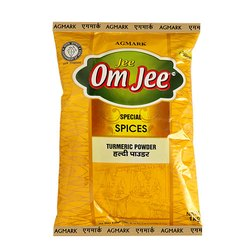 OmJee GaiChhap Turmeric Powder 1Kg Special