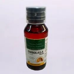 Terbutaline Sulphate Ambroxal HCL and Guaphensine Syrup