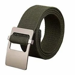 Uniform Canvas Belts