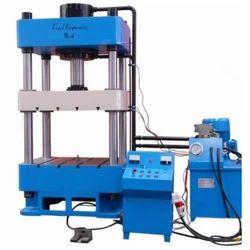 Mild Steel Hydraulic Pillar Press Machine
