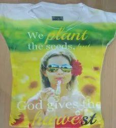 Printed Full Sleeves Kidswear Garments