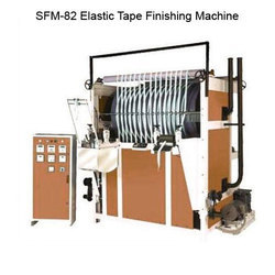Fully-automatic Elastic Tape Finishing Machine, 16 To 42kw/h