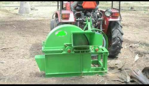 KCI Mini Tractor Shredder (18 Hp - 24 HP ), For Agricultural