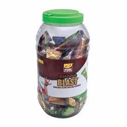 Choco Blast Jar / Cone Chocolate /