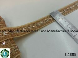 Fancy Embroidery Lace E1605