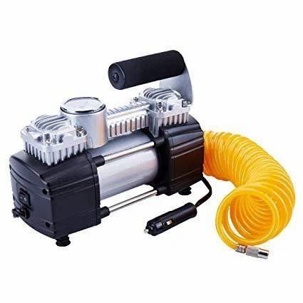 Metal Air Compressor With 50 cfm Maximum Flow Rate And 12 bar - 15 bar  Discharge Pressure