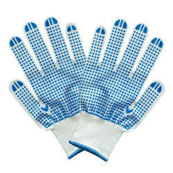 Dotted Hand Gloves