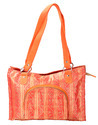 Self Weaved Cotton Jacquard Bag