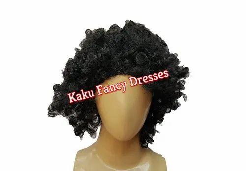 Malinga Wig, Size: Free Size