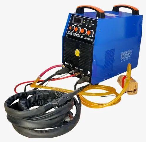 Tig Welding Machine Tig Welding Machine 400 Amp Manufacturer From Faridabad
