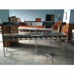 Stainless Steel Pharma Work Table