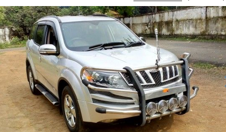 Mahindra Xuv500 W6 2wd Car View Specifications Details Of