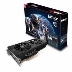 Sapphire Graphics Card Radeon Rx 570 8gb Gddr5 Nitro  Oc