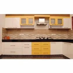 Wooden / Acrylic Modular Kitchens