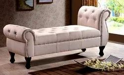 Elegant Cushioned Couch