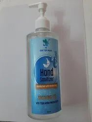 Hand sanitizer 500ml doctor  plus