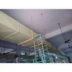 GI HVAC Air Duct for Industrial Use