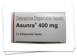 Asunra 400 mg Tablets