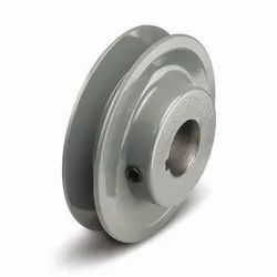 Cast Iron V Belt Pulley, Number Of Grooves: 6 Grooves, Capacity: 0.5 Ton