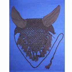 Black Horse Fly Veil