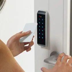 Plastic Card Reader Access Control, Digital Keypad