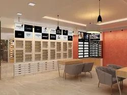 latest Optical Shop Design In India - New