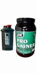 Ssn Pro Gainer 1.5 Kg Free Sipper